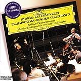 Dvor?k: Cello Concerto; Tchaikowsky / Karajan, Rostropovich,