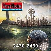 Perry Rhodan: Sammelband 4 (Perry Rhodan 2430-2439) | Arndt Ellmer, Horst Hoffmann, Hubert Haensel, Wim Vandemaan, Michael Marcus Thurner, Uwe Anton