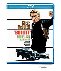 "Cover of ""Bullitt [Blu-ray]"""