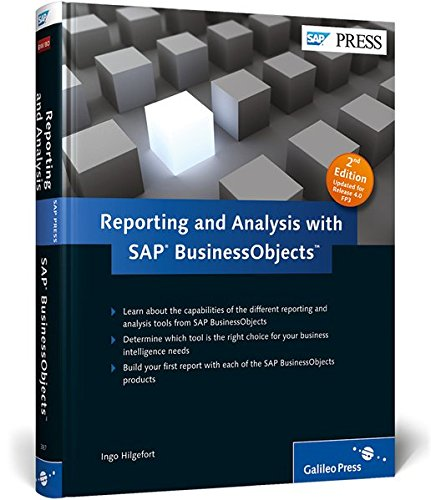 Reporting and Analytics with SAP BusinessObjects
