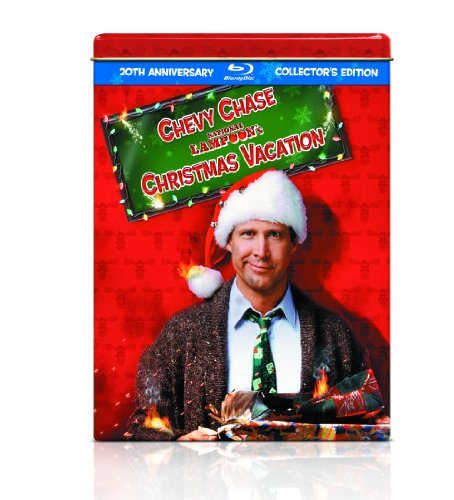 Blu-ray : Christmas Vacation (Oversize Item Split, Gift Set, Deluxe Edition, Anniversary Edition, Ultimate Edition)