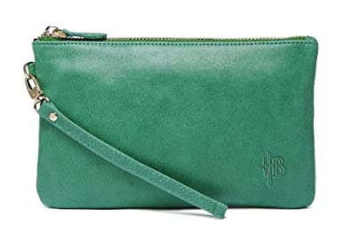 """Handbag BUTLER """"Mighty Purse"""" Charge On The Go Purse (Emerald Green)"""