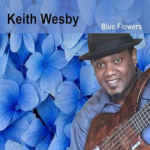 Keith Wesby - 2011 - Blue Flowers