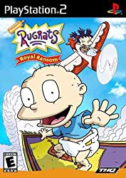 Rugrats- Royal Ransom ps2 for PAL