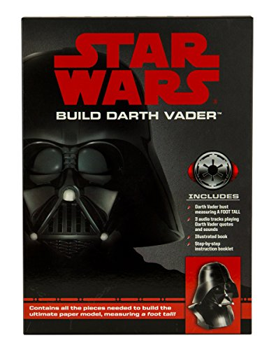 Star Wars: Build Darth Vader, by Benjamin Harper (Kit)