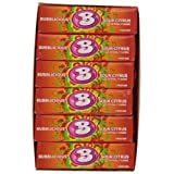 Bubblicious Sour Citrus, 5-Count (Pack of 18) by Bubblicious