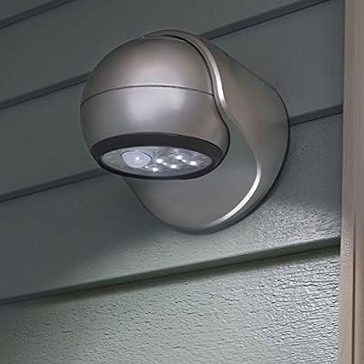 Fulcrum Motion Sensor LED Porch Light