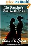 The Rancher's Bad-Luck Bride (Brides...