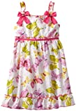 Youngland Little Girls All Over Butterfly Sundress