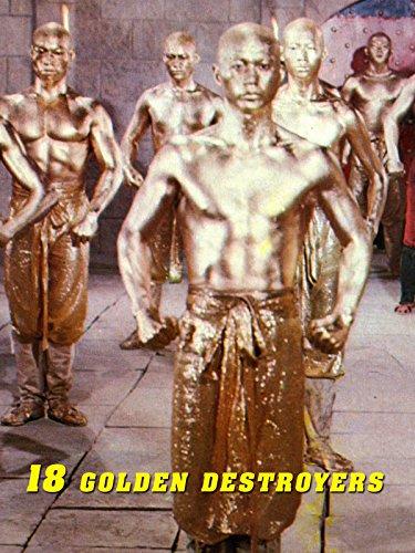 18 Golden Destroyers