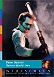 Peter Gabriel - Secret World Live [Import USA Zone 1]