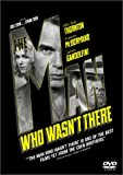 The Man Who Wasn't There packshot