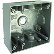 Hubbell 5937-0 Weatherproof Electrical Box