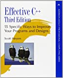 Effective C++: 55 Specific Ways to Improve Your Programs and Designs (3rd Edition) (0321334876) by Meyers, Scott