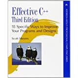 Effective C++: 55 Specific Ways to Improve Your Programs and Designs (3rd Edition) ~ Scott Meyers