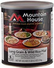 Mountain House Long Grain amp Wild Rice Pilaf