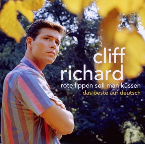 Cliff Richard - Rote Lippen Soll Man Kussen - Zortam Music