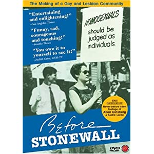 Films at VU Libraries A E   Lesbian  Gay  Bisexual  Transgender     Before Stonewall  The Making of a Gay and Lesbian Community