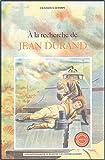 echange, troc Francis Lacassin - A la recherche de Jean Durand