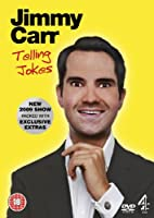 Jimmy Carr: Telling Jokes [Live] [DVD]
