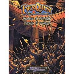 Everquest Realms of Norrath Forests of Faydark by Stewart Wieck, Scott Holden-Jones and Mark Smylie