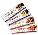 The Simply Bar - 4 Protein Bar Sample Pack