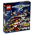 Repair shop overseas limited edition of LEGO LEGO 5980 Squidman's Pitstop Space Police Squid Doman [parallel import goods] (japan import)