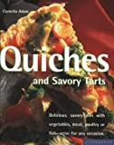 img - for Quiches and Savory Tarts book / textbook / text book