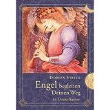 """Engel begleiten deinen Weg - 44 Orakelkarten: 44 Orakelkarten mit Begleitbuchvon """"Doreen Virtue"""""""