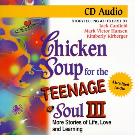chicken soup for the teenage soul on tough stuff This latest offering in the best-selling chicken soup for the teenage soul series explores a host of challenges faced by today's teens teen contributors share their thoughts and feelings on difficult issues, ranging from poor self-image to thoughts of suicide, from family discord to coping with the.