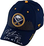 Rasmus Dahlin Buffalo Sabres Autographed Fanatics Draft Cap with 2018#1 Pick Inscription - Limited Edition of 18 - Fanatics Authentic Certified
