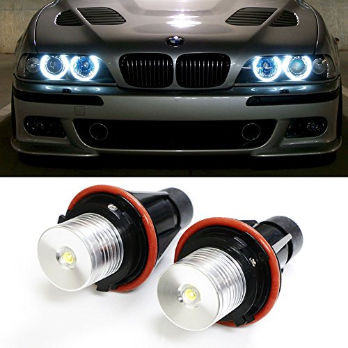 ijdmtoy-2-7000k-white-high-power-led-angel-eyes-ring-marker-bulbs-for-bmw-5-6-7-series-x3-x5-fit-e39