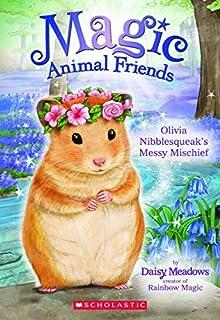 Book Cover: Olivia Nibblesqueak's Messy Mischief
