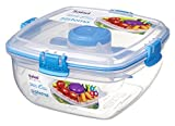 Sistema Salad Accents To Go Lunch Box, 1.1 Litres