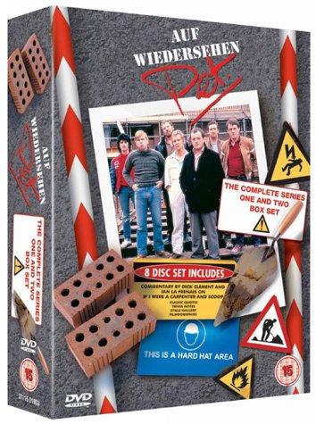 Auf Wiedersehen Pet Box Set - The Complete Series