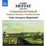 Gottlieb Muffat: Suites for Harpsichord