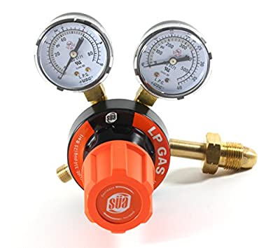 SÜA Propane Propylene Regulator Welding Gas Gauges VICTOR Style