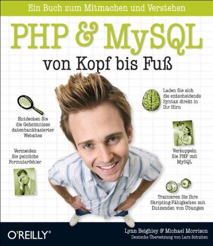 PHP & MySQL von Kopf bis Fu�