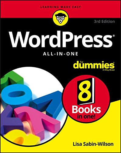 WordPress All-in-One For Dummies (For Dummies (Computers))