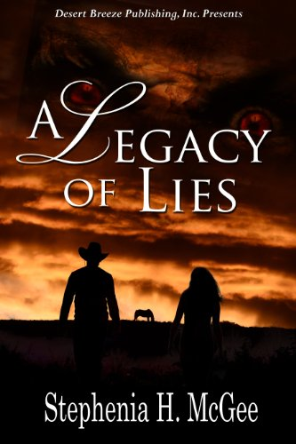 Like a little romance? Or a lot? KND Brand New Romance of The Week is Stephenia McGee's A Legacy of Lies – 4.8 Stars on 8 Straight Rave Reviews PLUS You Could Win The Chance to Become a Character in Her Next Book! Don't Miss This Great Romance!