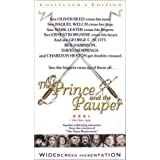 The Prince and The Pauper [VHS] ~ Oliver Reed