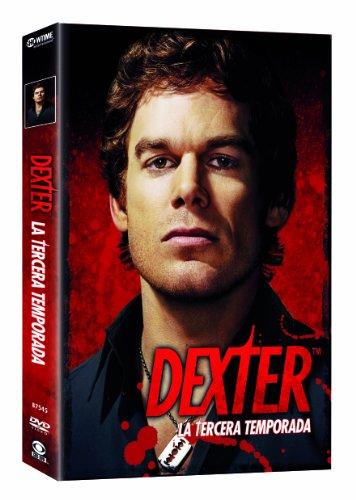 Dexter (Tercera Temporada) [DVD]