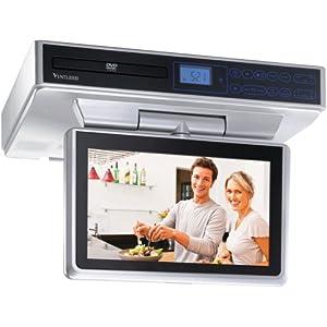 VENTURER KLV39103 10 inch Under-Cabinet LCD TV/DVD Combination-by-VENTURER