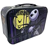 Tim Burtons The Nightmare Before Christmas Jack Lunch Box Tin Tote