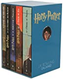 echange, troc Joanne K. Rowling - Harry Potter, coffret 5 volumes : Tome 1 à tome 5
