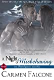 A Night of Misbehaving (Entangled Indulgence)