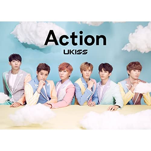 Action (CD+DVD) (初回生産限定盤)をAmazonでチェック!
