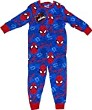 Onesies - Childrens Boys and Girls Long Sleeve Character Pyjamas Pjs Onesie- Age 3 - 10 years Spiderman Star Wars Angry Birds Superman Batman Skylanders