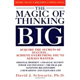 Cover of book The Magic of Thinking Big