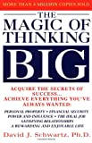 The Magic of Thinking Big (0671646788) by Schwartz, David J.